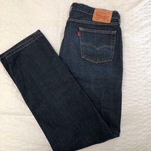 Levi's 514 men's classic fit jeans 34x34